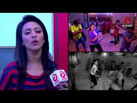 ক্যামেরার পিছনে মিমের ড্যান্স | Behind The Scene Bidya Sinha Mim || Asian TV Star Dance Battle