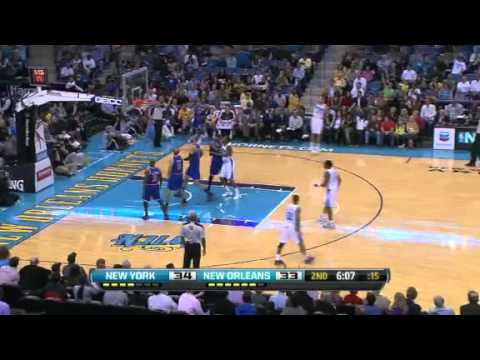 New Orleans Hornets & New York Knicks / 20.11.2012 / Highlights