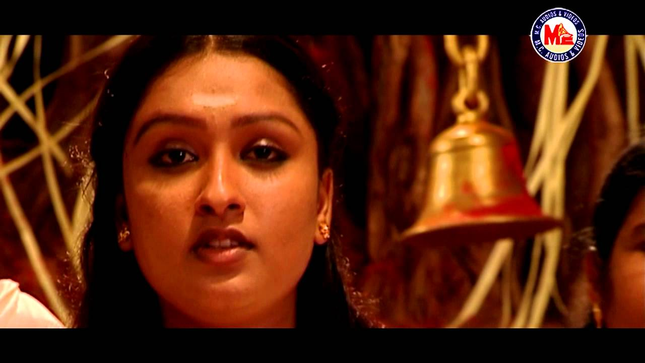 PALLIVAALU BHADRA VALLAYAM | Kodungalluramma Devotional Song Tamil | HD Video