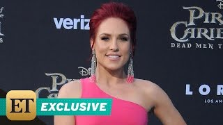 EXCLUSIVE: Sharna Burgess Reacts to 'DWTS' Partner Bonner Bolton's Crush on Normani Kordei