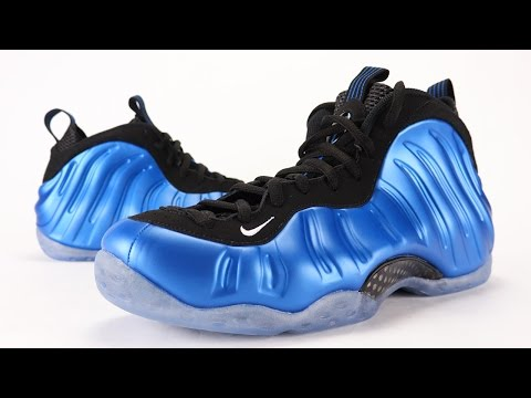 Nike Air Foamposite One XX OG Royal 2017 Review + On Feet