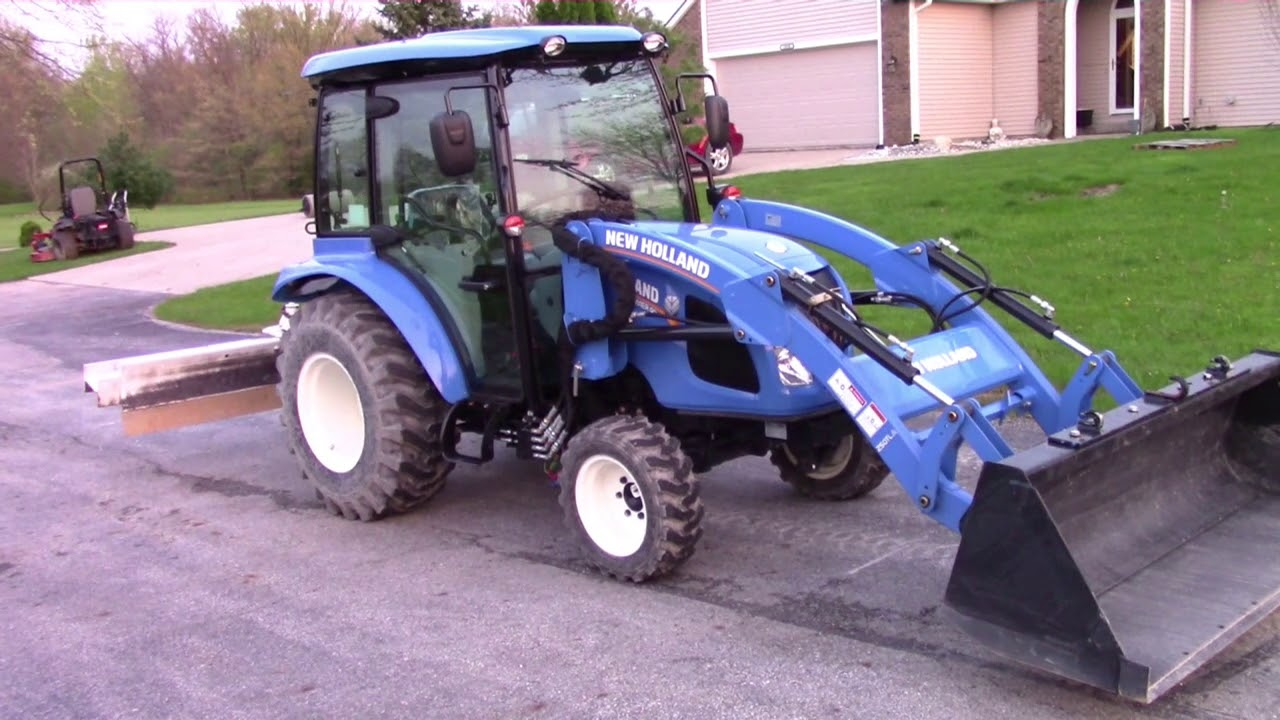 New Holland 2019 Boomer 40 First Impressions - Part 1
