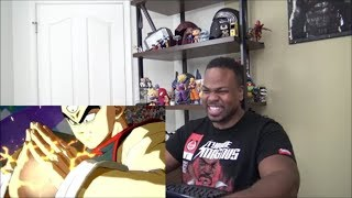 WOLF-FANG FIST! Yamcha & NEO TRI-BEAM! Tien Reveal Trailer REACTION!!!