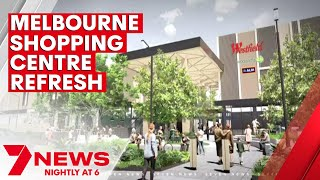 Shopping centre in Melbourne's…