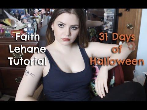 Download Faith Lehane Tutorial (Buffy the Vampire Slayer)   31 Days of Halloween Day #12