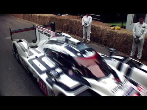 Derek Bell & Brendon Hartley talk about Endurance racing