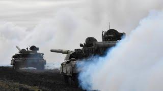 Russland hat offenbar 150.000 Soldaten an Grenze zur Ukraine stationiert