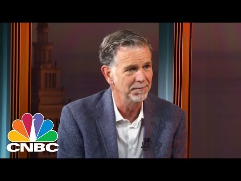 Netflix CEO Reed Hastings: Part 1 - Taking TV To The Internet | Mad Money | CNBC