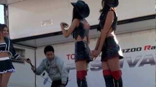 2012年11月25日(日)富士スピードウェイにて開催された「トヨタ・ガズー...