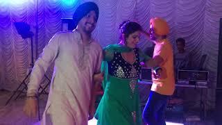 LADDU GARRY SANDHU JASMINE SANDLAS (devar bhabhi dance)