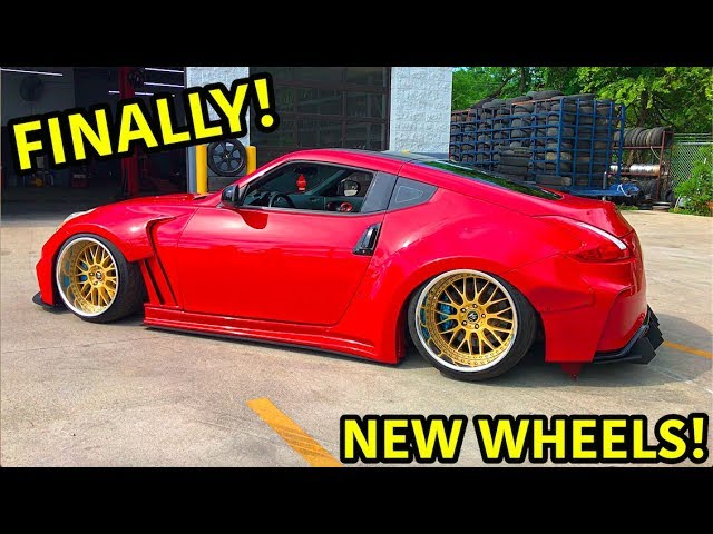 Auction Drift Car Is Almost Complete!!!