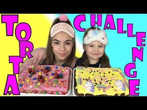 TORTA Challenge i MISTERIOZNE KUTIJE!!!