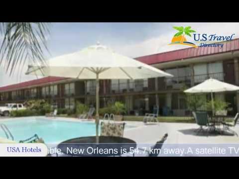 Deluxe Motel Slidell - Slidell Hotels, Louisiana