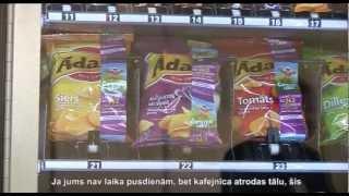 Торговые и кофейные аппараты Jofemar(, 2012-09-17T09:51:55.000Z)