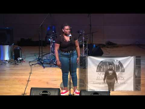 Days of Arts and Ideas - WeDaPeoples Cabaret, Spoken Word | Eugene Lang College