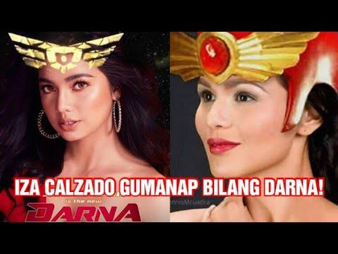 Iza Calzado Gaganap na Darna! - YouTube