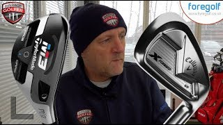 Hybrid or Long Iron for Average Golfers??