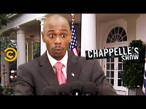 Chappelle's Show - Black Bush (ft. Jamie Foxx)