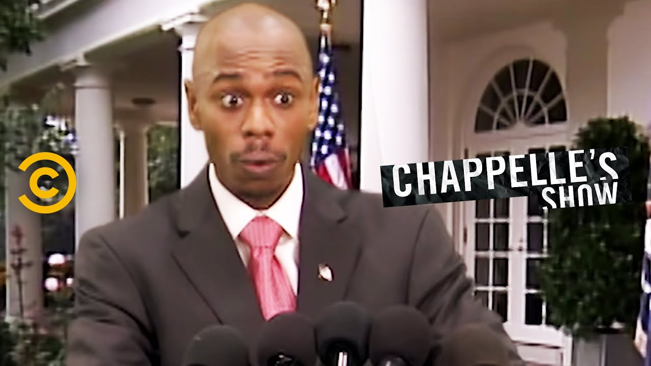 Download Chappelle's Show - Black Bush (ft. Jamie Foxx)