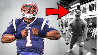 How Cam Newton Won Over Bill Belichick and The New England Patriots (Ft. Workouts)
