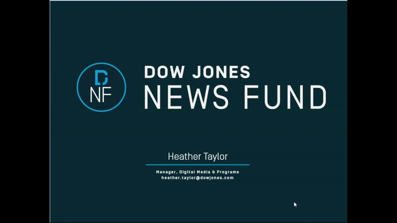 News Internships Summer 2020.Dow Jones News Fund Summer 2020 Internship Programs