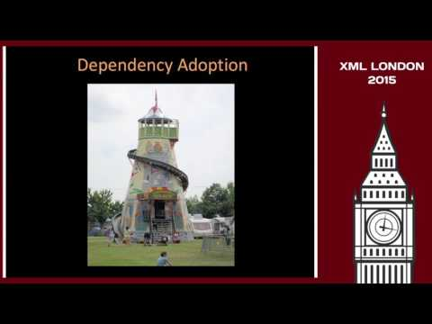 James Fuller - Diaries of a desperate XProc Hacker - XML London 2015