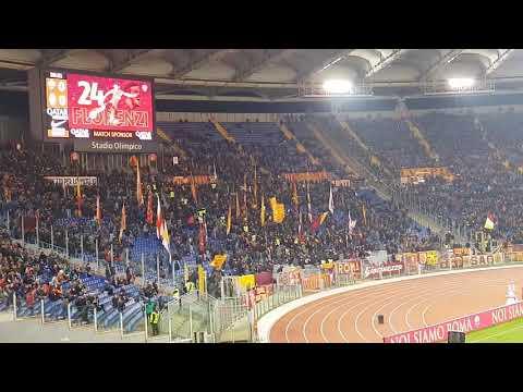 Roma Bologna 2-1 18/2/2019 le formazioni daje live