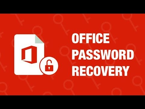 Office Password Recovery - How to Recover Microsoft Office Password