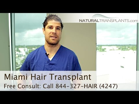 Hair Restoration Miami Experts by Natural Transplant Clinic