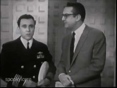 BILL DANA as JOSE JIMENEZ, SUBMARINE OFFICER