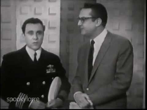 BILL DANA as JOSE JIMENEZ, SUBMARINE OFFICER