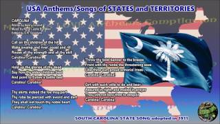 Download Lagu South Carolina State Song CAROLINA with music, vocal and lyrics mp3