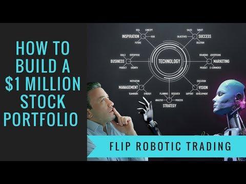 How to Build a $1 Million Dollar Portfolio
