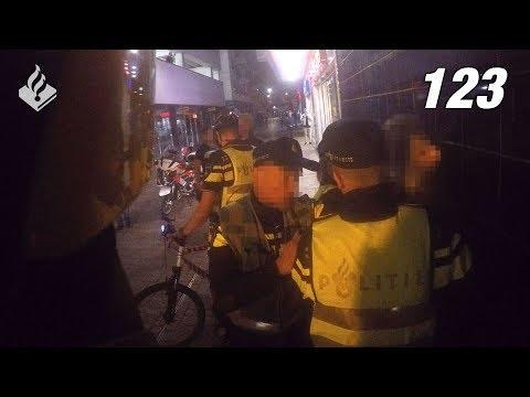 Politie, Jan-Willem, Nachtdienst, Horecatoezicht, Motor.
