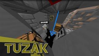 Yenİ Efsane Troll Tuzak! - Minecraft Troll Skywars!