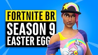 Fortnite | Season 9 Easter Eggs, Memes, Secrets and Story Recap