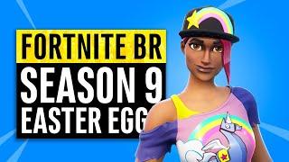 Fortnite | Season 9 Easter Eggs, Memes, Secrets and Story Recap