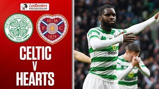 Celtic 5-0 Hearts | Edouard Stars as Celtic Thump Hearts | Ladbrokes Premiership