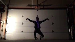 thefatrat monody feat laura brehm hd freestyle dance led vest