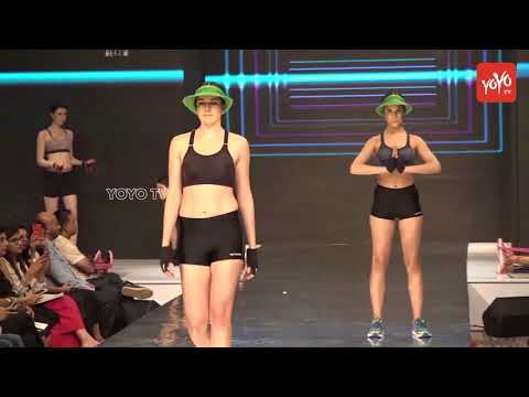 Mandira Bedi As Showstopper Triumph India Fashion Show 2018   YOYO TV Hindi
