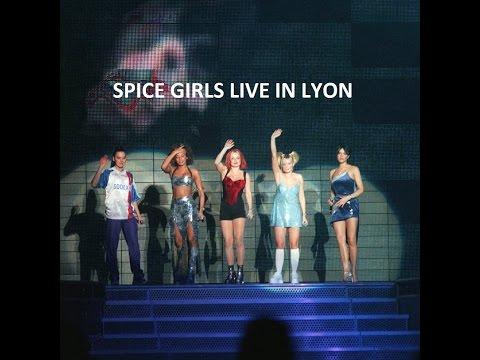 Spice Girls - Spiceworld Tour Live In Lyon 19.03.1998