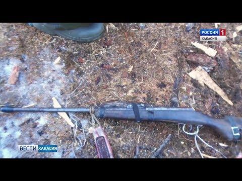 В Хакасии задержаны охотники за кабаргой