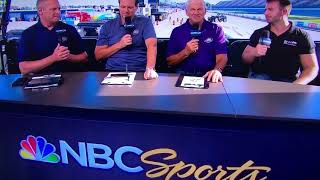 My Twitter Question For Matt DiBenedetto For #NASCARFanFriday On NBCSN's, NASCAR America!!