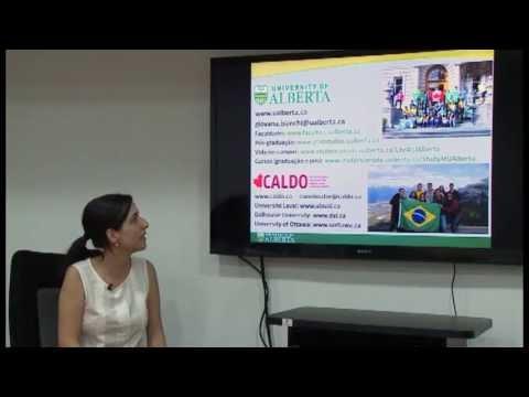 University of Alberta -- Oportunidades para estudantes brasileiros em Graduação e Pós-graduação