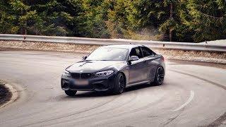 Drifting a rental BMW M2 | ZEROFUCKSGIVEN