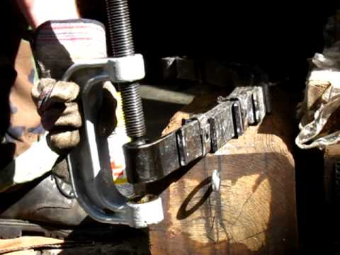 Scout Spring Bushing Removal Quot Got Scout Quot Mov Youtube