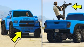 17 THINGS YOU NEED TO KNOW ABOUT THE NEW CARACARA 6X6 IN GTA 5 ONLINE (GTA 5 Tips, Tricks & Secrets)
