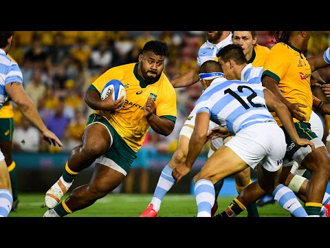 eToro Tri Nations Round Four: Argentina vs Wallabies