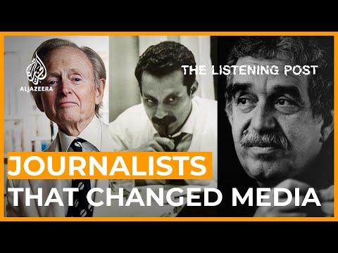 Unconventional journalists: Wolfe, Kanafani and García Márquez | The Listening Post