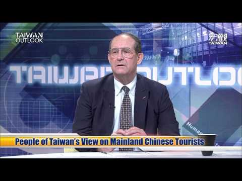 TAIWAN OUTLOOK—夏威廉 William Bill Sharp(中央研究院台灣史研究所 訪問學者)Mainland Visitors and Taiwan's Tourism Econom